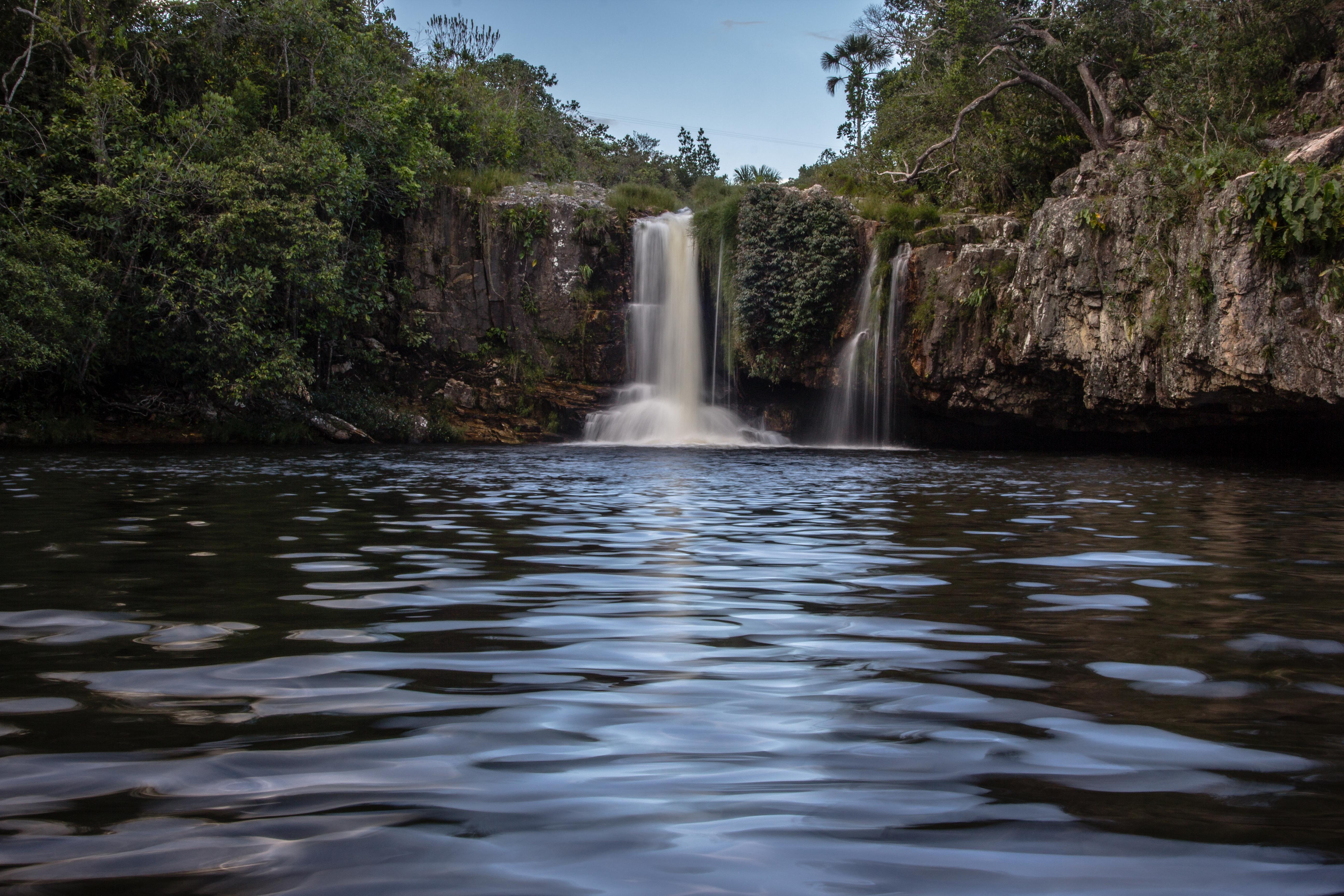 Cachoeira Sao Bento