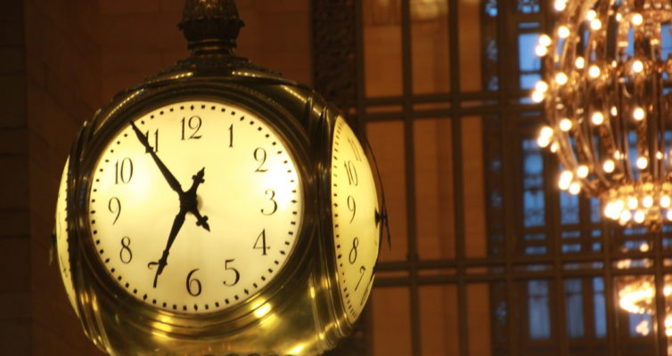 Central Clock NY EUA