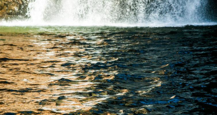 Água, o combustível da vida plena