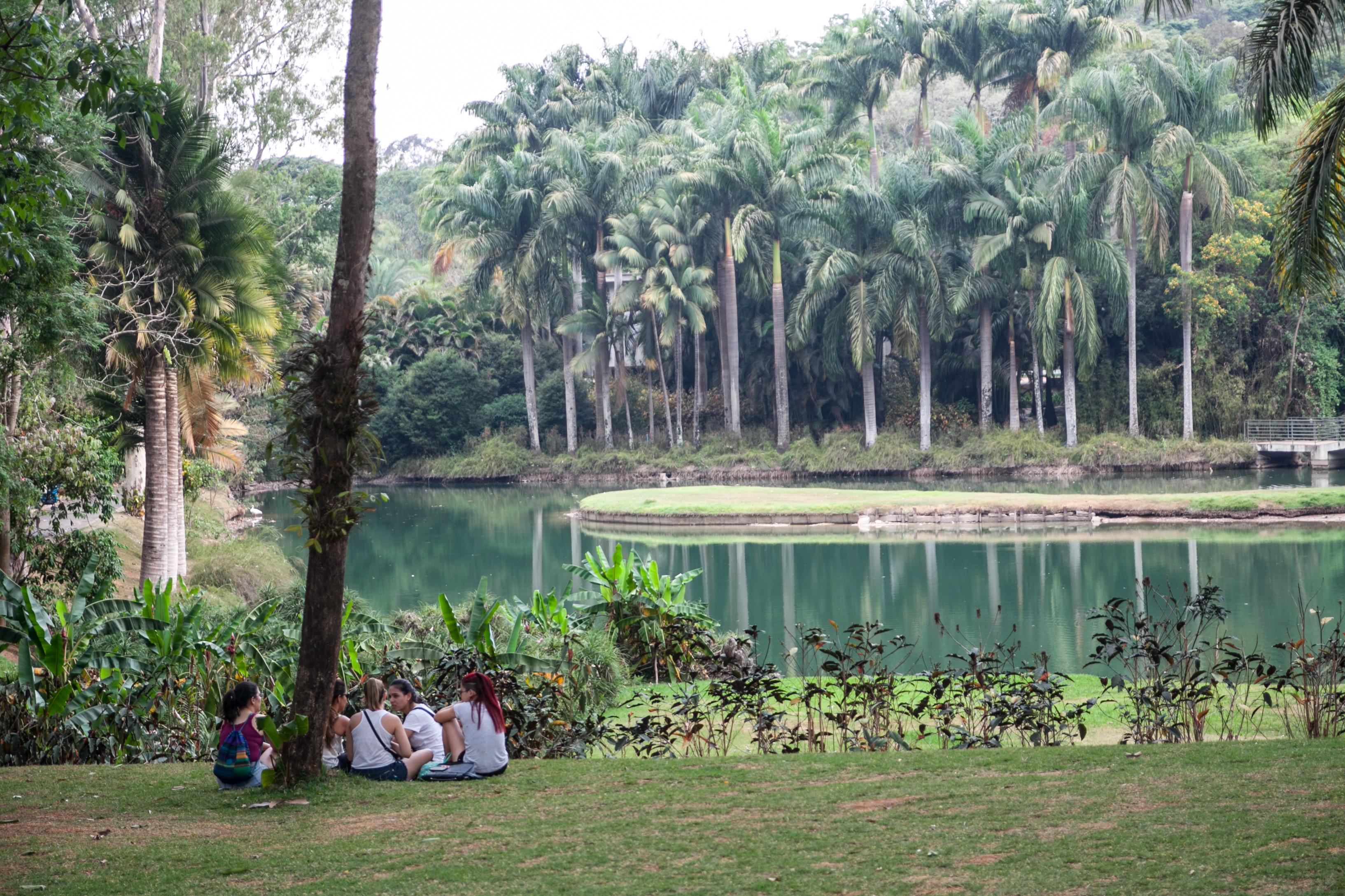 Lago Inhotim