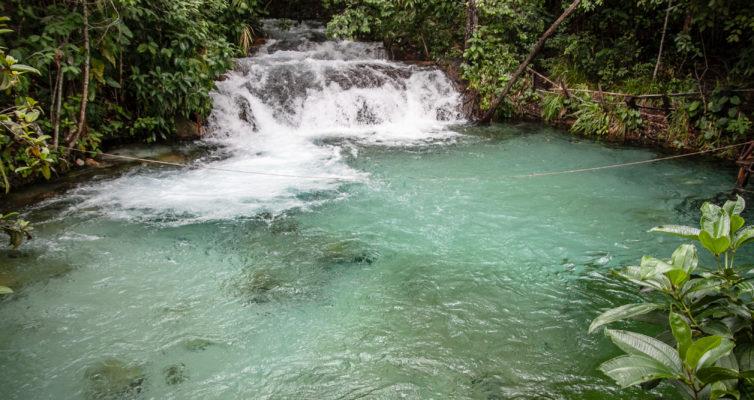 Jalapão - Cachoeira Formiga