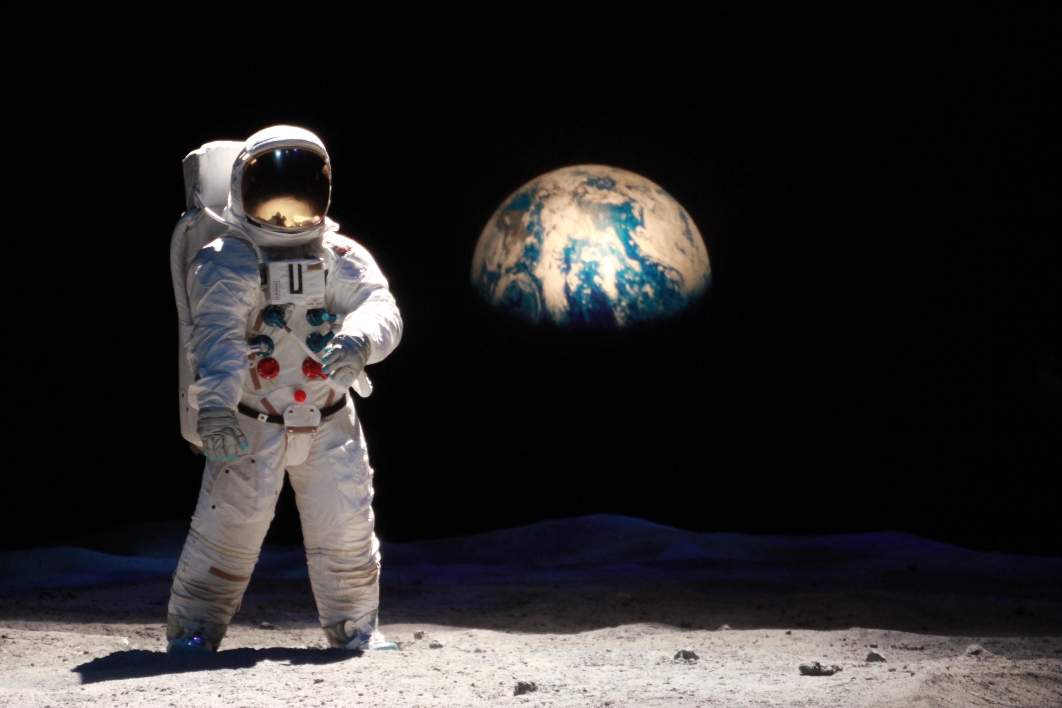 Hoje é um bom dia para irmos para o espaço?