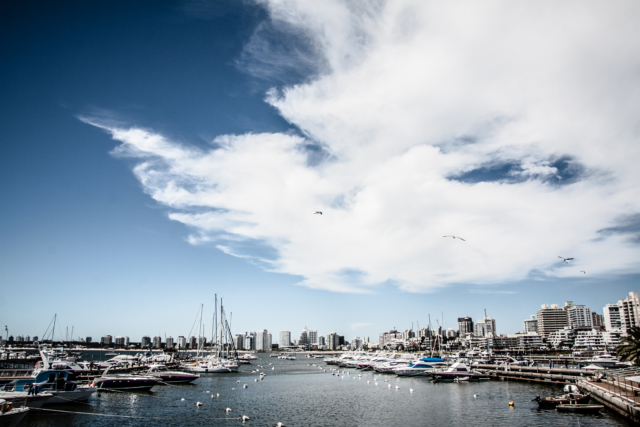 Marina Punta Del Este Uruguai