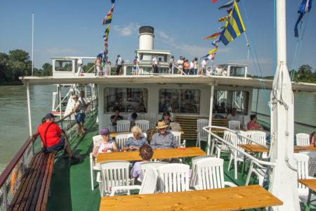 A vida a bordo