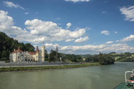 Paisagens do Rio Danúbio