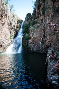Cachoeira da Caverna - Macaquinhos