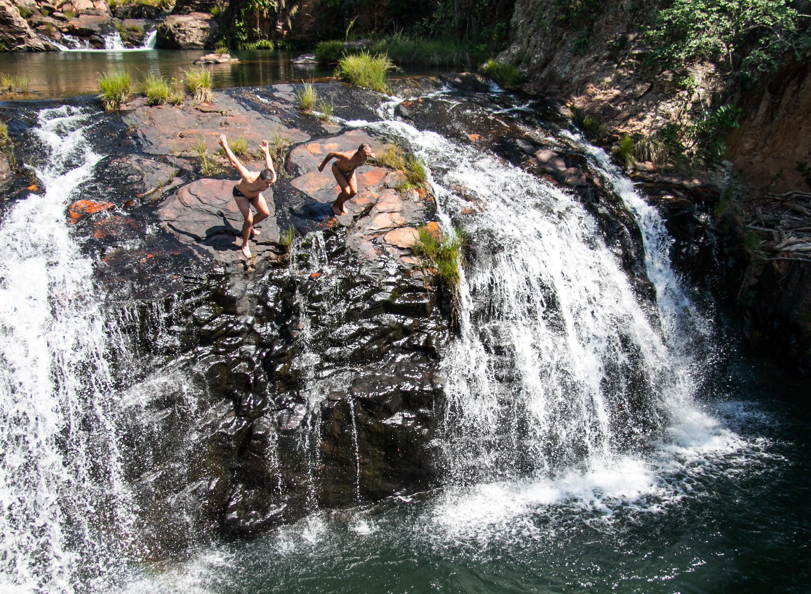 Cachoeira Macaquinhos